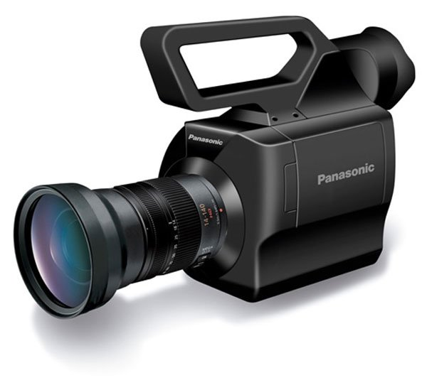 Panasonic Announces Micro Four Thirds Pro Camcorder