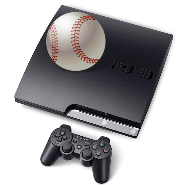 Sony Brings Major League Baseball To The PS3