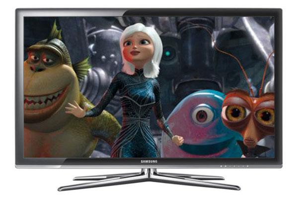 Samsung's 3D HDTV's Go On Sale In The UK