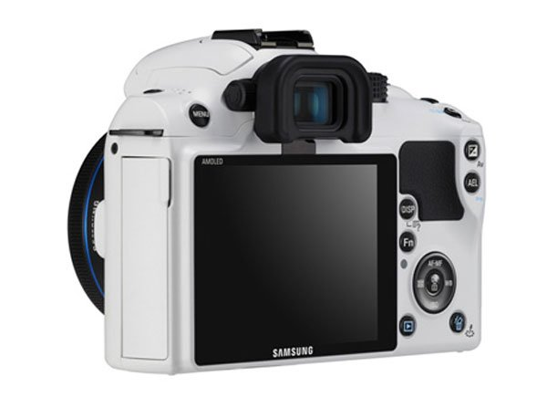 Samsung Launching Limited Edition White NX10 Hybrid DSLR
