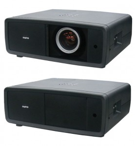Sanyo Unveils 120Hz PLV-Z4000 Home Theater Projector