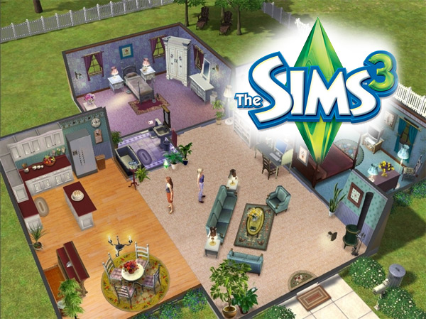 Sims 3 For Xbox 360 Ps3 Wii And Ds