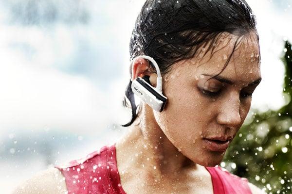 Sony Launches New Waterproof W250 Walkman