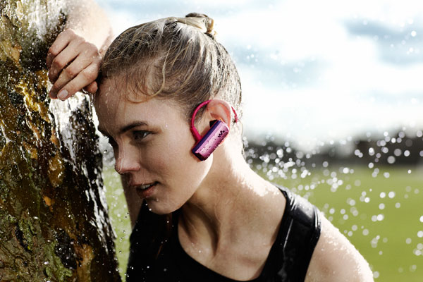 Sony Launches New Waterproof W250 Walkman