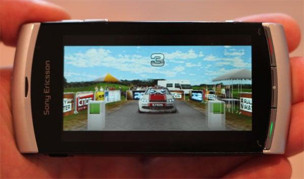 Sony Ericsson Vivaz Mobile Phone Review