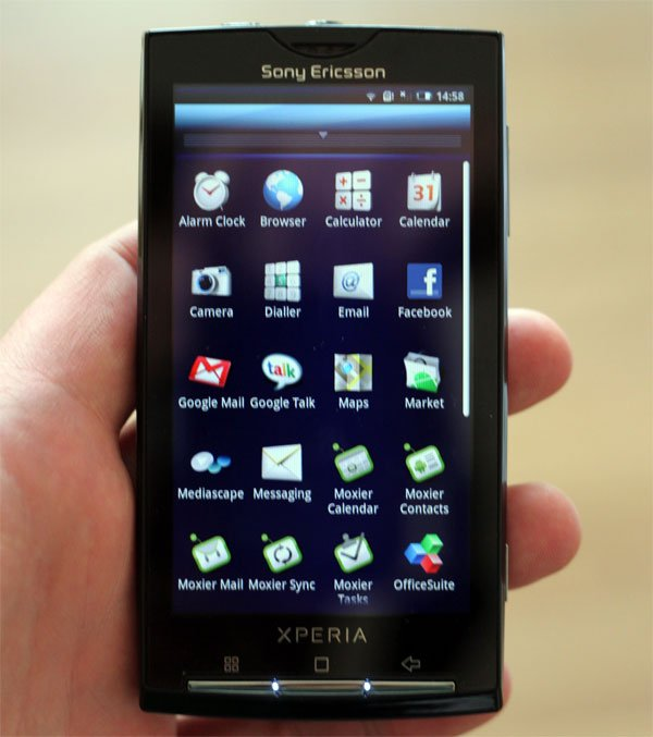 Sony Ericsson Xperia X10 Headed To AT&T