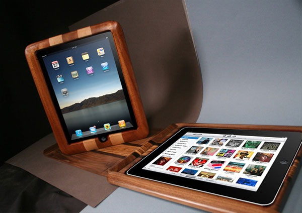 Substrata Wooden Cases For The Apple iPad