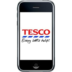Tesco Launches 12 Month iPhone Contracts