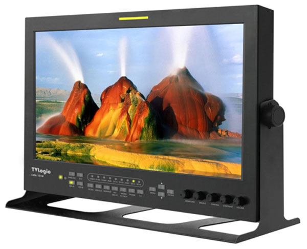 TVLogic Announces 3D And 2D Professional OLED Monitors