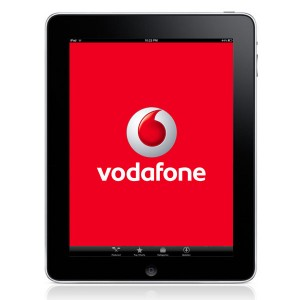 Vodafone To Sell The Apple iPad In UK And Europe