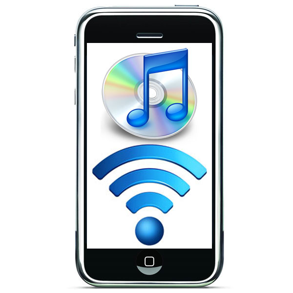 iPhone App Lets You Sync Wirelessly With iTunes