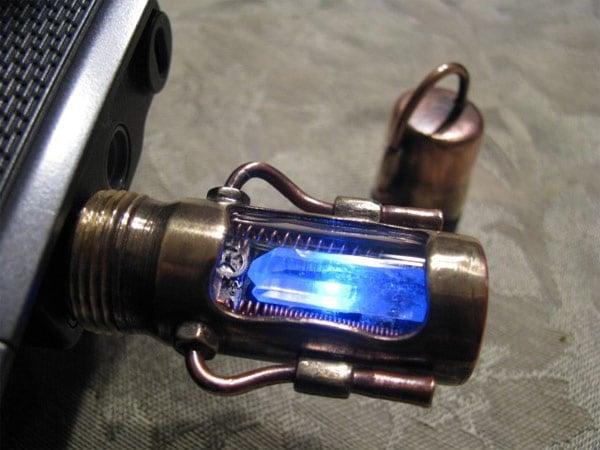 16GB Waterproof Steampunk USB Drive