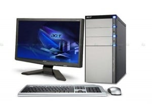 Acer M4500 Desktop Features AMD Phenom II Processor
