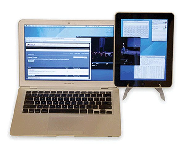 Air Display App Turns Your iPad Into A Secondary Mac Display