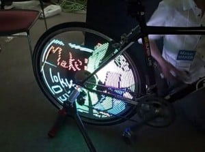 LED Bike Spokes