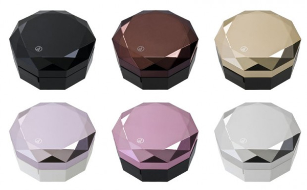 Audio Technica Bijoue Diamond Shaped Portable Speakers