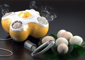 Bang Bang Egg Toaster Concept