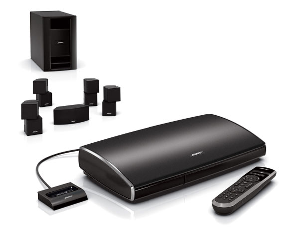 Bose V35 Lifestyle Entertainment System
