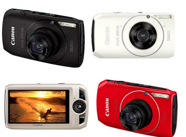 Canon Ixus 300HS Compact=