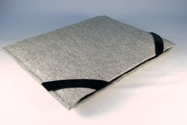 Case Closed Wool iPad Sleeves