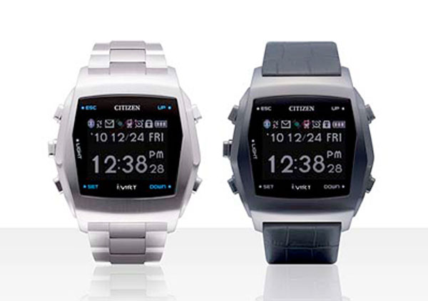 Citizen I:Virt M Series Bluetooth Watches
