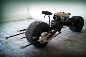 Custom Batpod Replica, Yours For $100,000