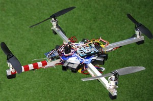 DIY Arduino Helicopter Can Avoid Obstacles