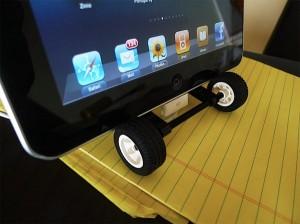 DIY: Lego iPad Stand