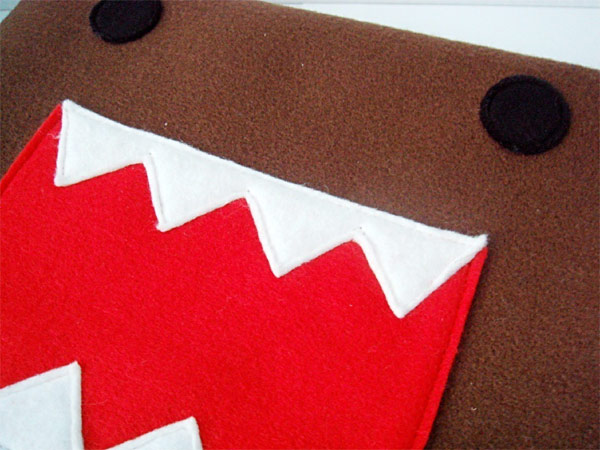Domo Kun iPad Case