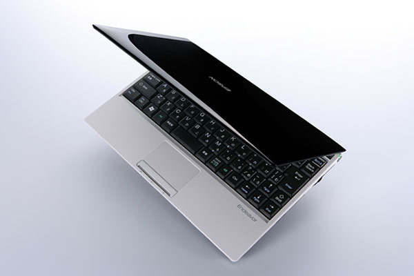 Epson Endeavor Na03 Mini Netbook Announced