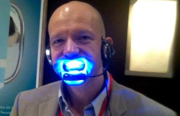 Forever White Teeth Headset Is The Stupidest Invention This Year