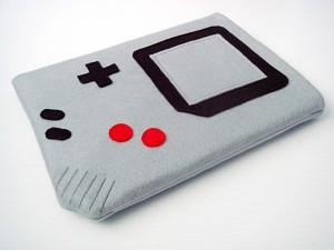 Game Boy iPad Case