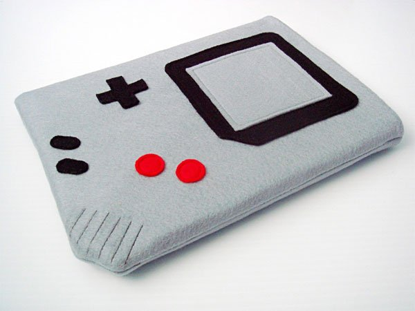 Game Boy iPad Case