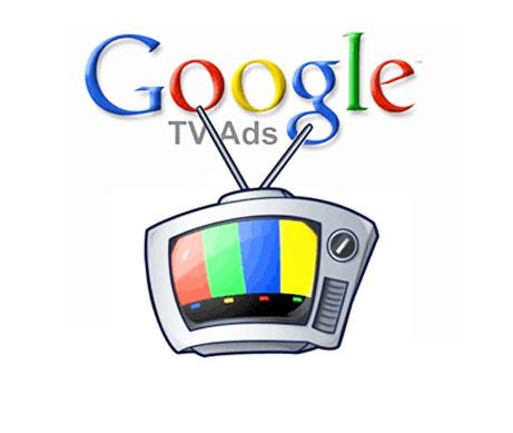 Google TV Adverts