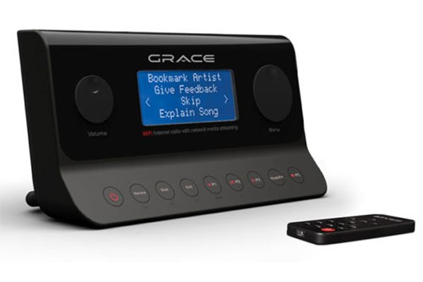 Grace Digital Solo WiFi Internet Radio