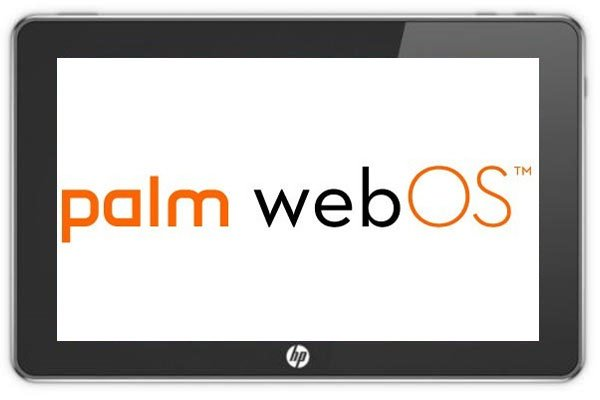 HP Confirm webOS Based HP Tablet