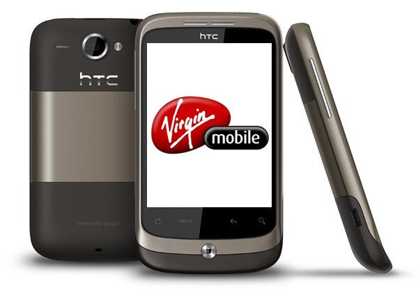 HTC Wildfire Coming To Virgin Media UK