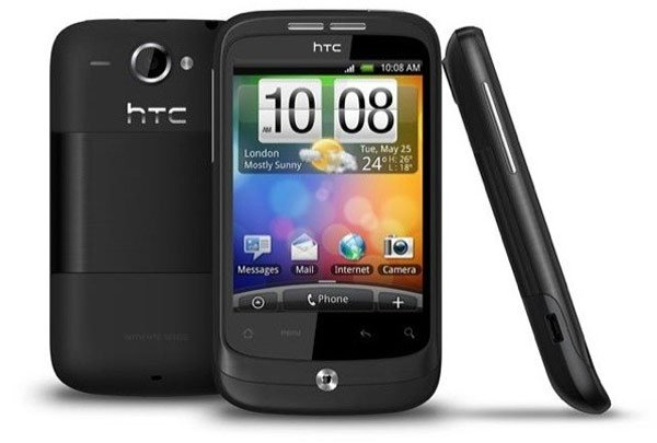HTC Wildfire Android Smartphone