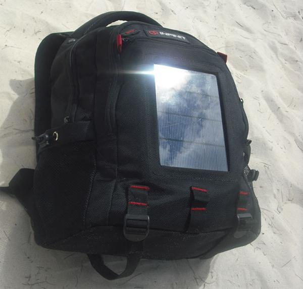 infinit Solar Bag