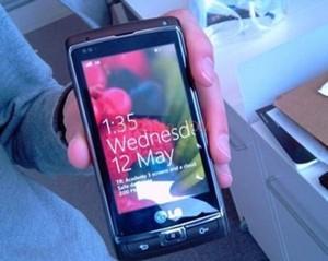 LG Windows Phone 7 Smartphone Leaked