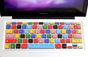 Lego MacBook Keyboard Decals