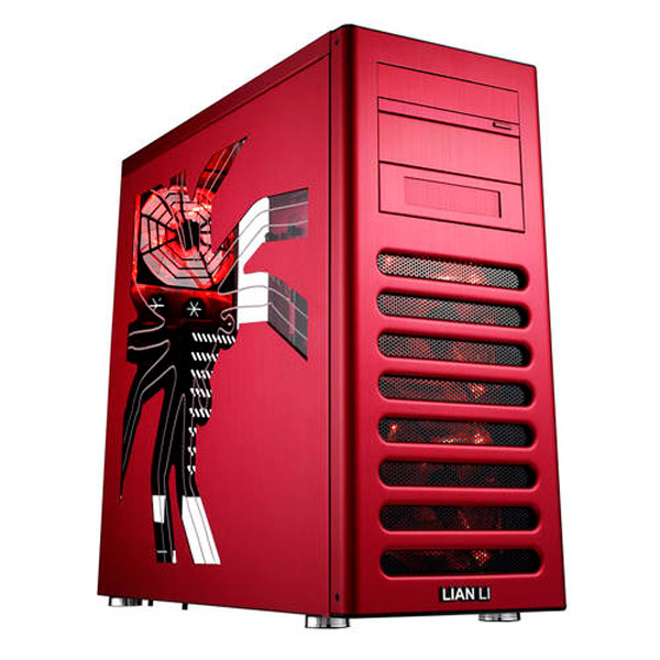 Lian Li Launches PC-8FI Mid Tower PC Gaming Case