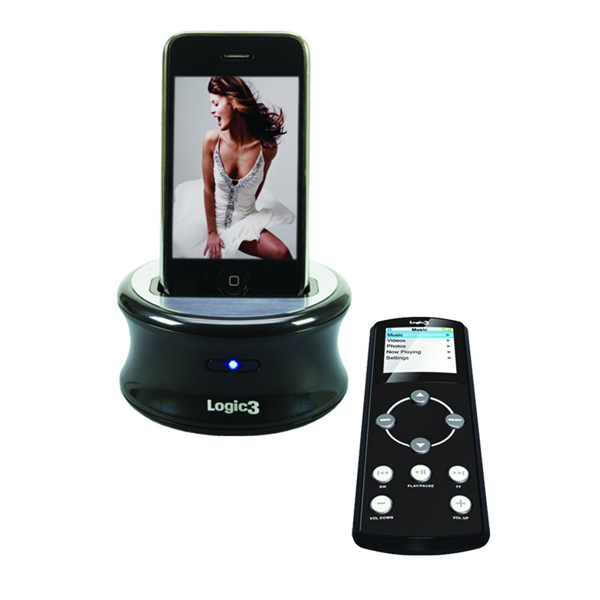 Logic3 LCD ProDock iPod And iPhone Dock