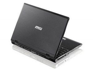 MSI CX705MX Notebook