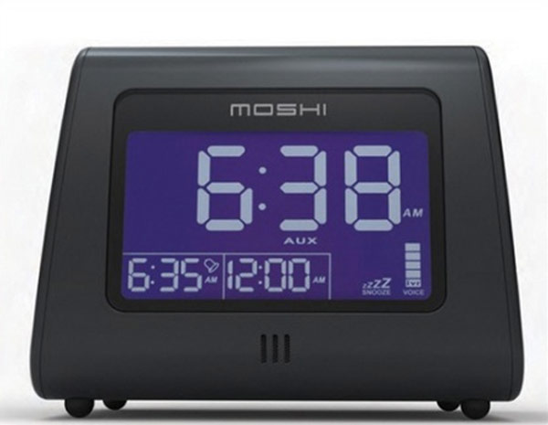 Moshi Voice Control Digital Clock Radio Debuts