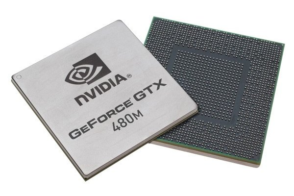 NVIDIA Announces GeForce GTX 480M Mobile GPU