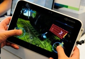 NVIDIA's Tegra 2 Android Tablet