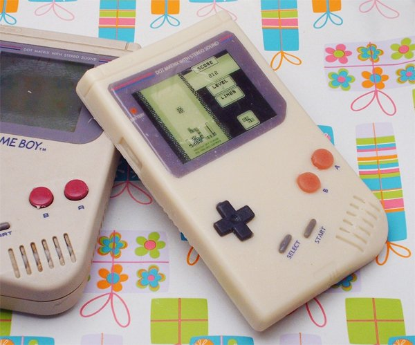 Nintendo Game Boy Soap