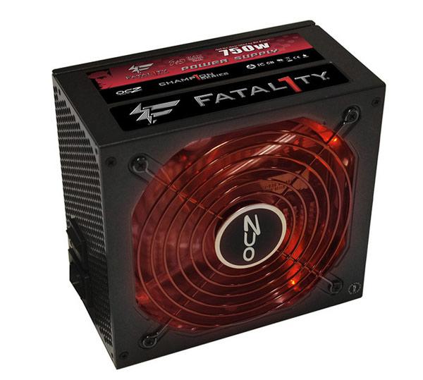 OCZ Fatality Modular 750W PSU