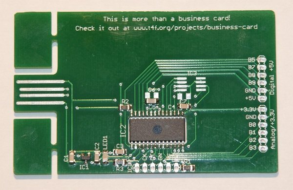 The pcb business card pcb business card colourmoves